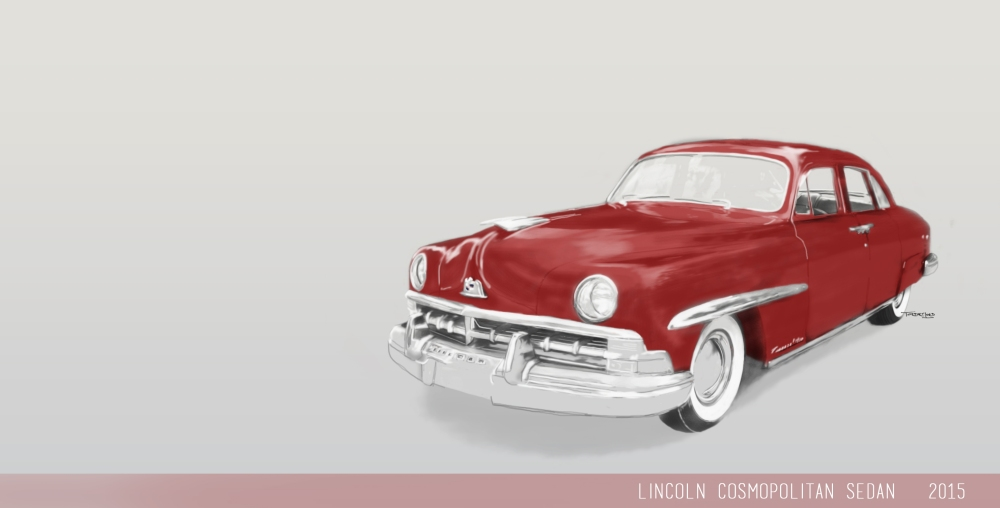lincoln cosmopolitan sedan